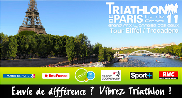Triathlon de Paris 2011